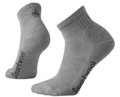 Smartwool Hike Ultra Light Mini Gray LG (Women's Shoe 10-12.5)