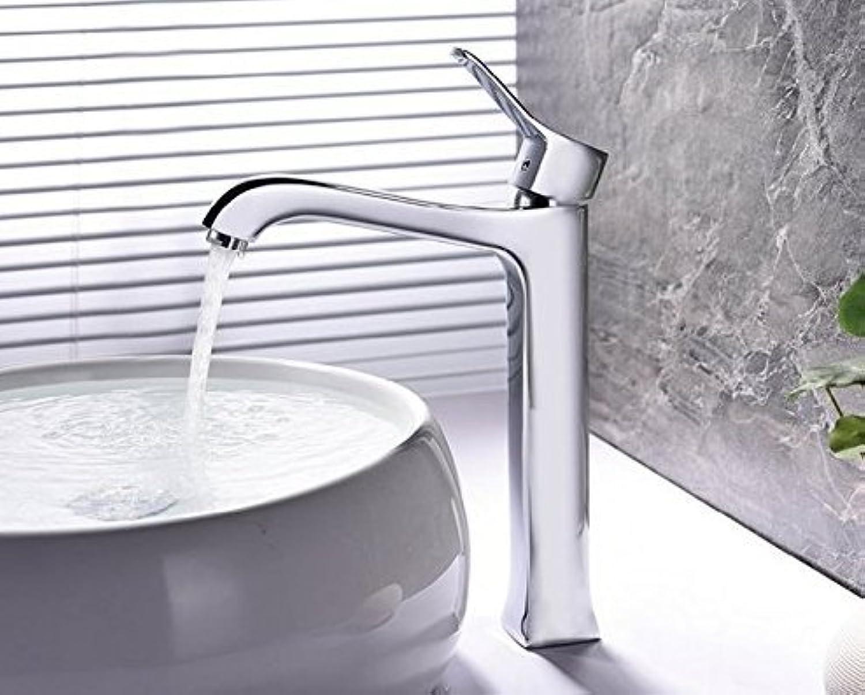 Waschtischarmatur Eleganter Becken-Mischender Bassin-Hahn Für Badezimmer-Küchen-Plattform Brachte Messingbehlter-Spülwasser-Wasserhahn-Mischer An