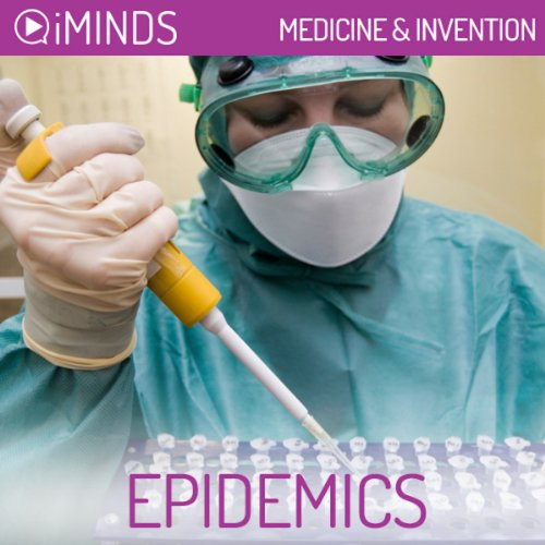 Epidemics audiobook cover art