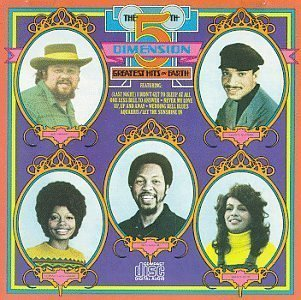 The 5th Dimension - Greatest Hits on Earth by FIFTH DIMENSION (1990-10-25) by FIFTH DIMENSION (1990-10-25)