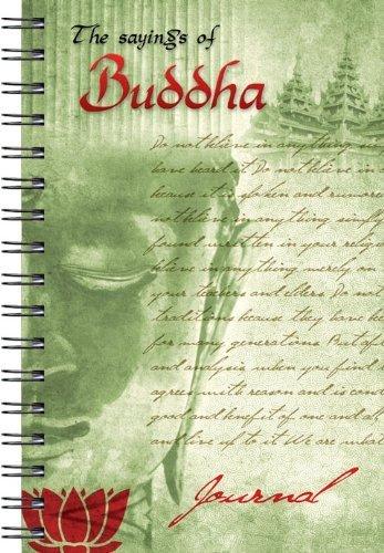 Quote Wire-O Journals- Buddha