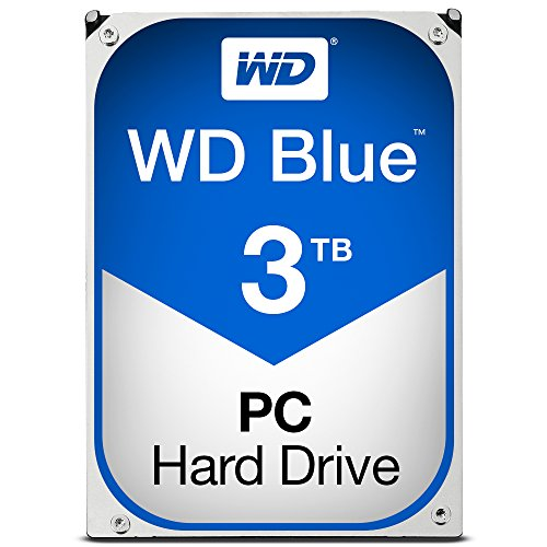 WD Blue WD30EZRZ - Disco duro interno 3.5 pulgadas