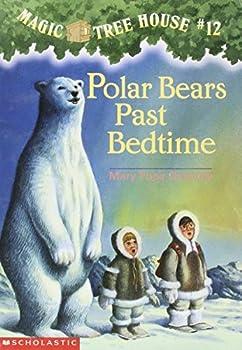 Paperback Polar Bears Past Bedtime (Magic Tree House #12) Book