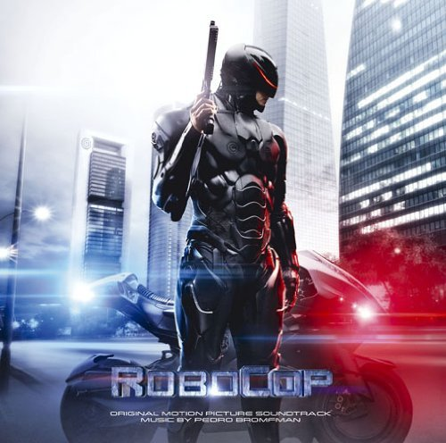 Robocop Soundtrack by Various Artists (2014-03-26)