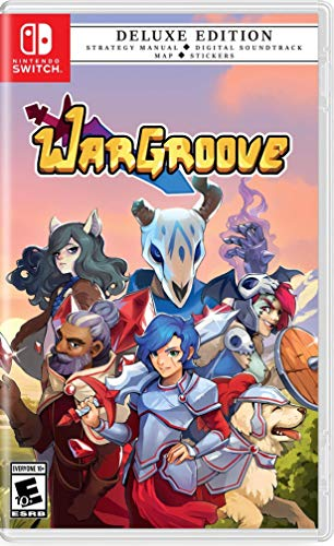 Wargroove - Nintendo Switch