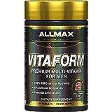 ALLMAX Nutrition Vitaform ビタフォーム 男性用プレミアムマルチビタミン タブレット60粒