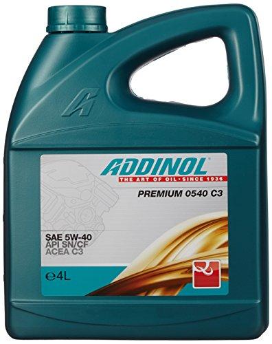 Addinol 5W40 Motoröl für den Ölwechsel beim Hyundai i30N