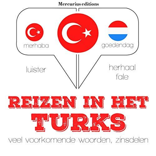 Reizen in het Turks audiobook cover art