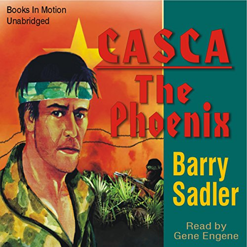 Casca the Phoenix: Casca Series #14 audiobook cover art
