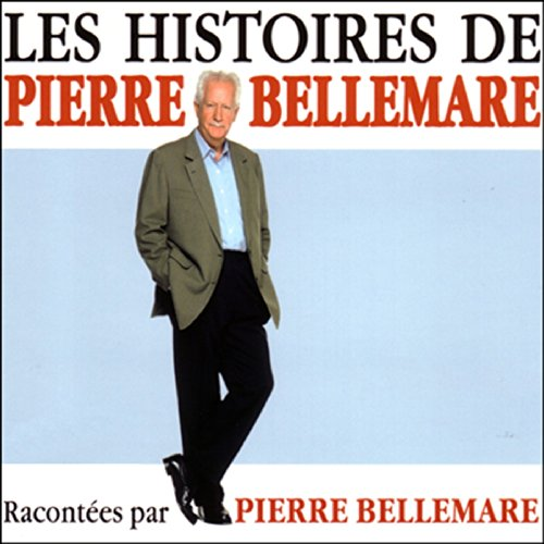 Couverture de Les histoires de Pierre Bellemare 4