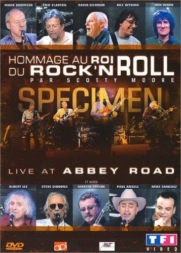 Hommage au roi du Rock'N'Roll : Live At Abbey Road [FR Import]