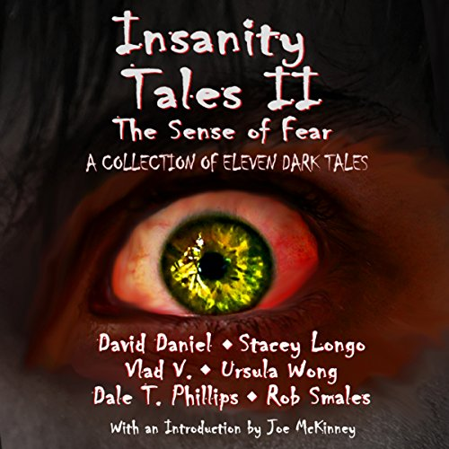 Insanity Tales II: The Sense of Fear cover art