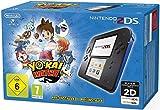 Nintendo 2DS - Konsole (Blau) Inkl. Yo-Kai Watch (Vorinstalliert) [Importación Alemana]