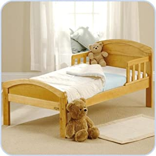 East Coast Country Junior Bed White