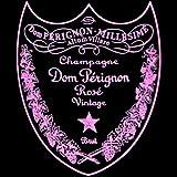 DOM PERIGNON Rosé Luminous Magnum 2005