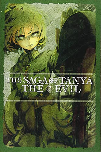 A Little Girl's Military Record: Youjo Senki Manga Vol 2 (English Edition)