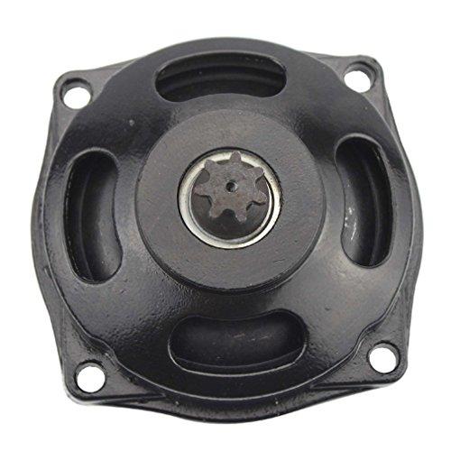 GOOFIT 7 Teeth Gearbox Clutch Drum for 2-stroke 47cc 49cc Pocket Bike