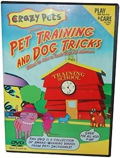 Crazy Pets Pet Training and Dog Tricks DVD