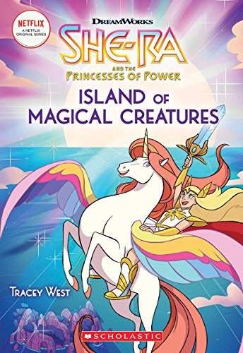 Island of Magical Creatures (She-Ra and the Princesses of Power)