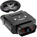 Best Night Vision Binoculars - Hike Crew Night Vision Binoculars, Digital Infrared Night Review