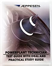Jeppsen A&P Technician Powerplant Test Guide With Oral and Practical Study Guide
