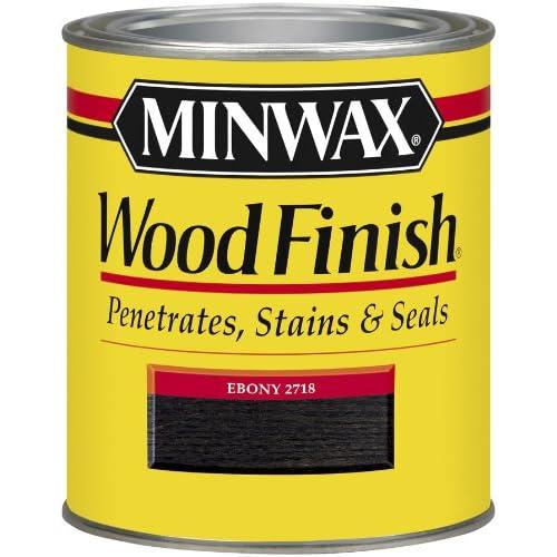 Black Wood Stain Amazon Com