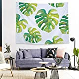 N/ A Beach Tapestry Starry Cactus Plant Tapestry Bedroom Background Decoration Nordic Tapestry Tapestry (150 * 130cm Thick Velvet)