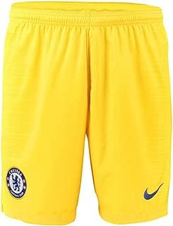 Nike 2018-2019 Chelsea Away Football Shorts (Yellow)