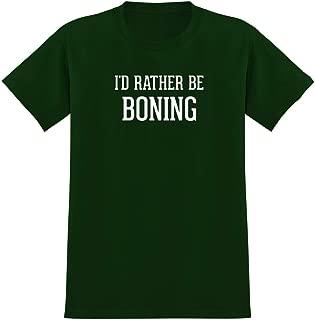 I'd Rather Be BONING - Soft Men's T-Shirt