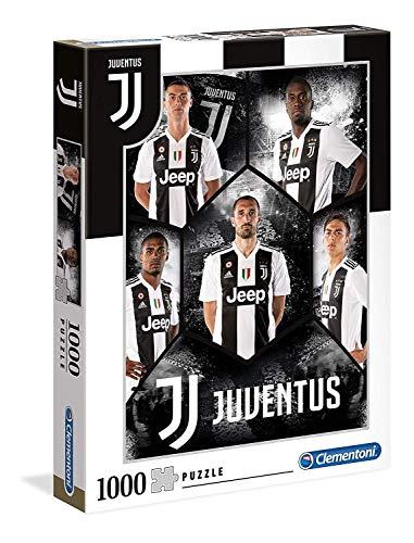 Clementoni - 39475 Collection Puzzle - Juventus - 1000 Pezzi