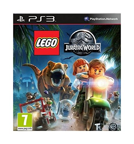 Lego Jurassic World PS3 [Importación inglesa]