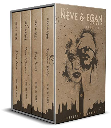 The Neve & Egan Cases Box Set (Books 1-4)