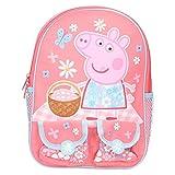 Peppa Pig Mochila Infantil, Rosa (Rosa) - PEPPA001329