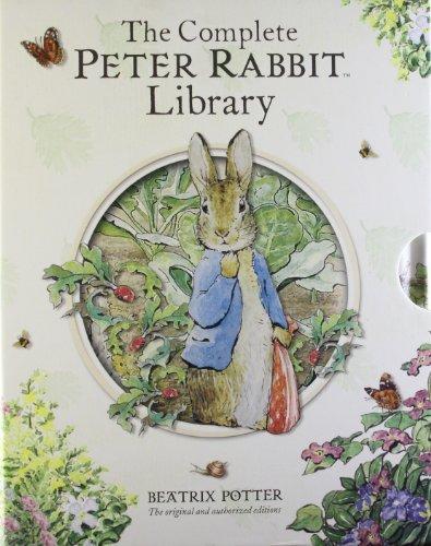 Peter Rabbit 23 Vol. Box Set
