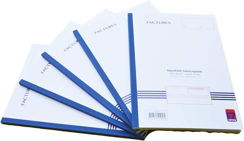EZ Office – Manifold Rechnungen, selbstdurchschreibend, selbstdurchschreibend, selbstdurchschreibend, A4, 210 x 297 mm   21 x 29,7 cm, 50 Blatt B07HH96235 | Ideales Geschenk für alle Gelegenheiten  bc04d0