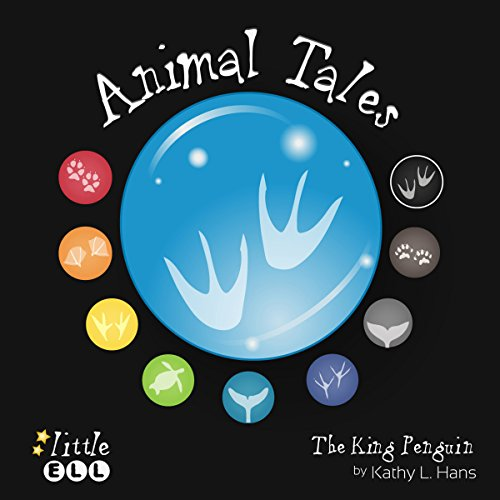 The King Penguin audiobook cover art