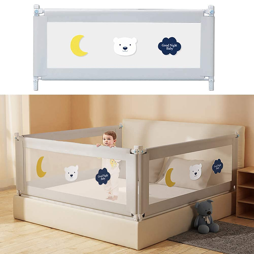 """Bed Max 63% OFF Rail for 60''70''75""""78âToddlers Credence"""