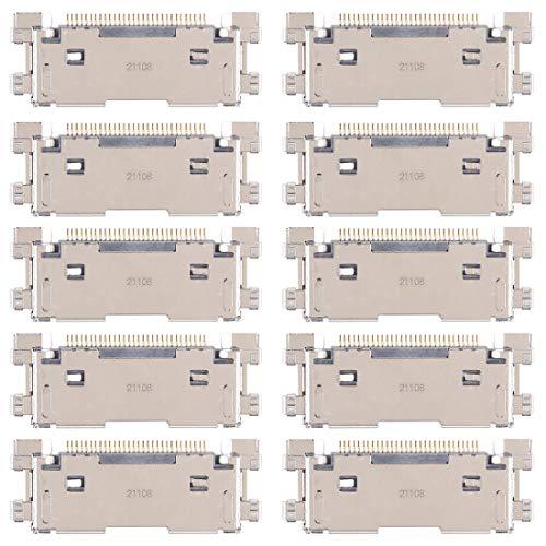 Nuovo connettore della porta di ricarica da 10 PC for Galaxy Tab 7.7 / P6800 Panl