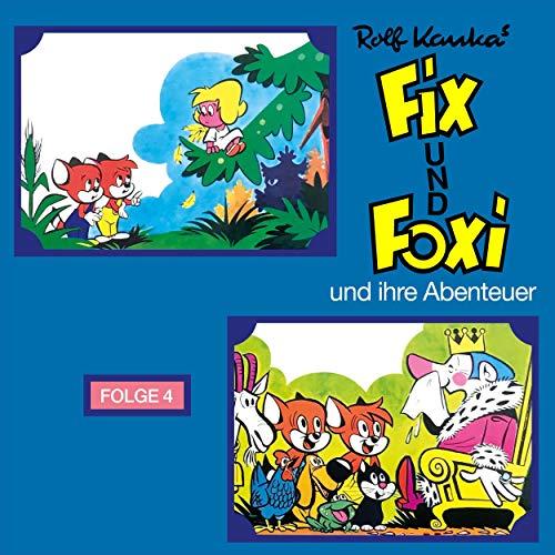 Fix und Foxi und ihre Abenteuer 4  By  cover art