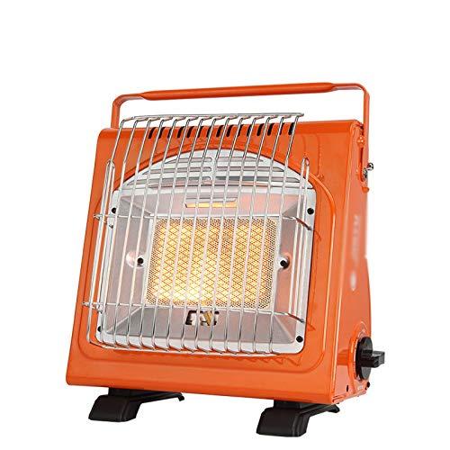 ZHANGJINYISHOP2016 Ventilador Calefactor Terraza Calentador Portátil Camping Campo Calefacción Asador Estufa Interior Licenciado Calentador de Gas Calentador