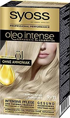 Syoss SL911 Oleo Intense