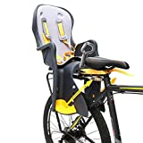 Bicycle Kids Child Children Toddler Rear Mount Baby Carrier Seat Bike Carrier USA Safety Standard with Handrail Racks