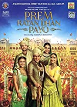 Prem Ratan Dhan Payo (Brand New Single Disc, Hindi Language, With English Subtitles, Released By Ultra Dvd)