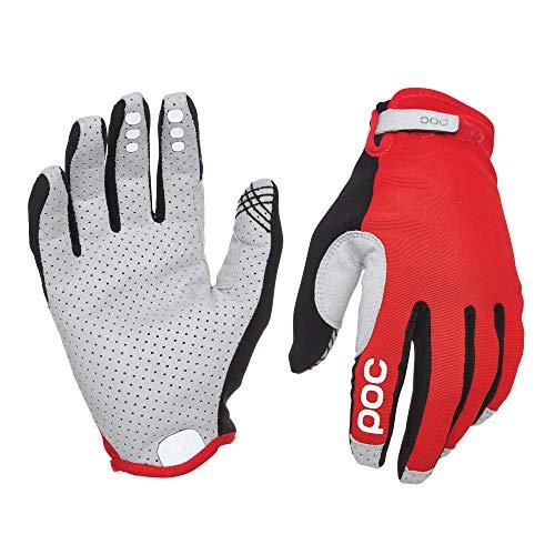 POC Resistance Enduro Adj Glove, Hombre, prismane Red, XSM