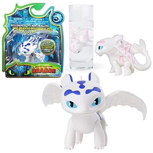Dragons Auswahl Mini DreamWorks Farbwechsel Spielfiguren , Typ:Tagschatten