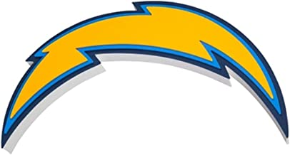FanFave NFL San Diego Chargers 3D Foam Wall Sign, 20
