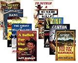 Stone: Bounty Hunter: Entire Series to Date: Ten Books Filled With Action-Packed Western Adventure: The Saga...