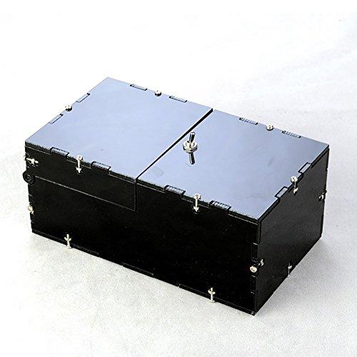 Achicoo Useless Box Kit, knutselspeelgoed, onbruikbare machine, voor het doden van tijd, cadeau voor kinderen en volwassenen