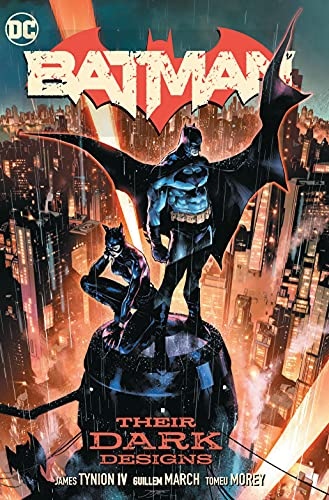 Batman Vol. 1: Their Dark Designs (Batman: Their Dark Designs)