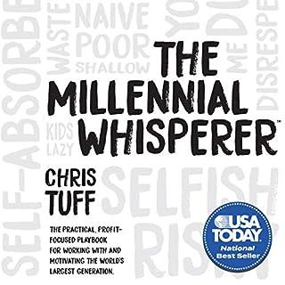 The Millennial Whisperer audiobook cover art